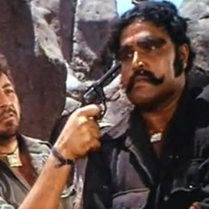 Viju Khote Still From Sholay