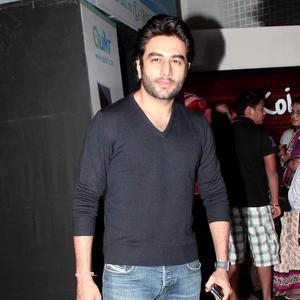 Shekhar Smiling Still  At The Screening Of Balak Palak