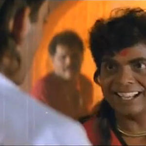 Sadashiv Amrapurkar Smiling Look Still From A Movie