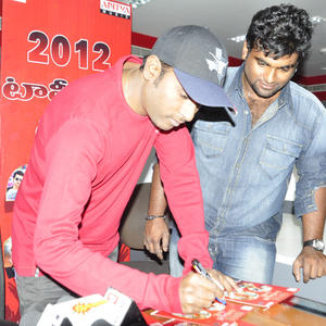 Anoop Rubens Autograph Photo Clicked At Red FM 93.5 Event