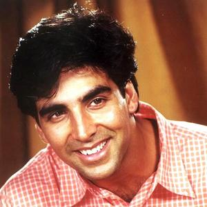 Akshay Kumar Smiling Look Still