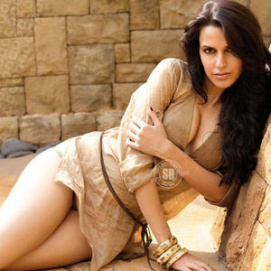 Neha Dhupia Spicy Hot Look Still