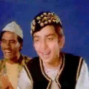 Sanjay Dutt Smiling Still