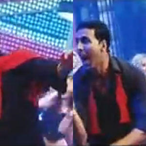 ... Rampal And Akshay Kumar Dancing Still In Dhanno Song From Housefull