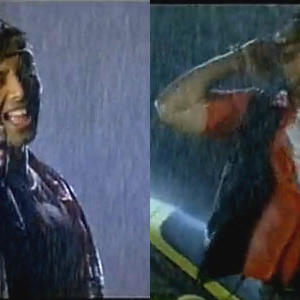 Uday Chopra Wet Look Dancing Still From Dhoom 2