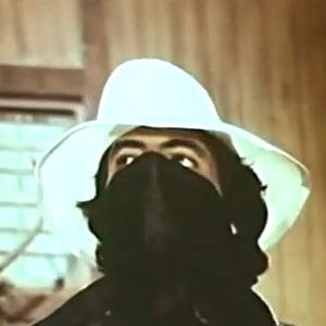 Amitabh Bachchan Photo Still In A Mask