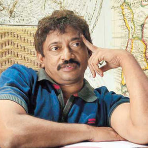 Ram Gopal Varma  In A Thought Photo Still From Movie Lets Catch Veerappan