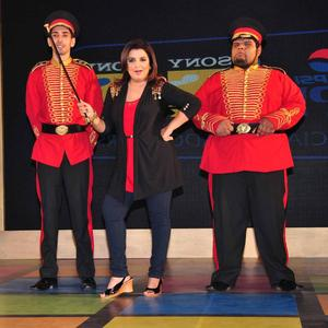 Farah Khan Nice Pose At Sony MAX IPL Press Conference 2013