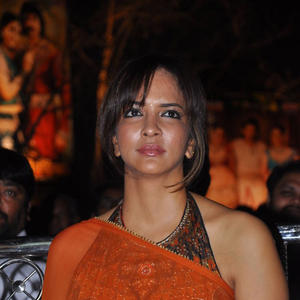 Lakshmi Prasanna Manchu Glamour Look At Rajakota Rahasyam Audio Release Function