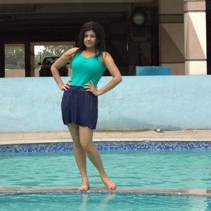 Shona Chabra Hot Look Still From Parking Movie