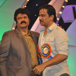Celebs At TSR-TV9 National Film Awards 2011-2012 Presentation Function