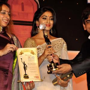 Shriya Saran Graced At The 4th NBC Awards 2013