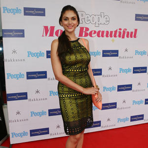 Aditi Rao Hydari In Arpan Vohra At  Special Issue of People Magazine