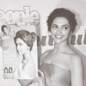 Deepika Padukone Launch Her Magazine At Special Issue of People Magazine