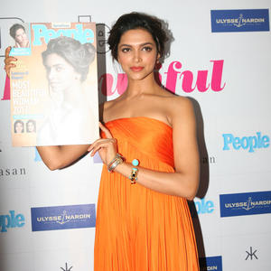 Deepika Padukone Unveiled People Magazine