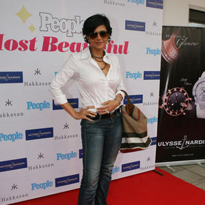 Mandira Bedi At Special Issue of People Magazine