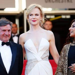 Daniel,Nicole And Vidya Graced At The Cannes 2013 Closing Ceremony