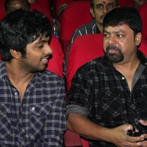 GV Prakash Kumar And James Vasanthan At Kerala Nattilam Pengaludane Audio Launch Function