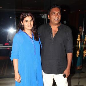 Prakash Raj With Wife ...