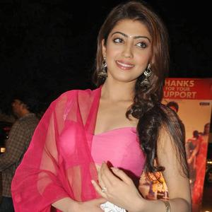 Pranitha Subhash Graced At Attarintiki Daredi Movie Thank You Press Meet Function