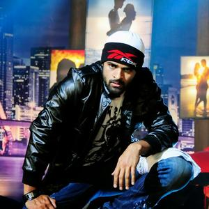 Sai Dharam Tej Coll Look Pic In Rey Telugu Movie