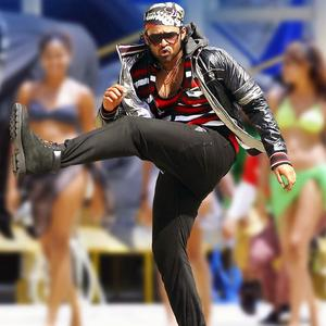 Sai Dharam Tej Latest Hot And Stunning Pic In Rey