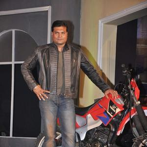 Dayanand Shetty Posed At The Launch Of Fear Factor – Khatron Ke Khiladi Season 5