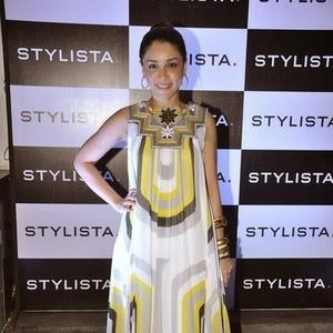 Amrita Puri Stunning Look At Stylista Bash In Honour Of Wendell Rodricks