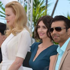 Kidman,Paz Vega And Uday Posed At The 67th Cannes International Film Festival