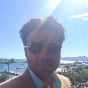 Uday Chopra Take Selfie Photo At The 67th Cannes International Film Festival