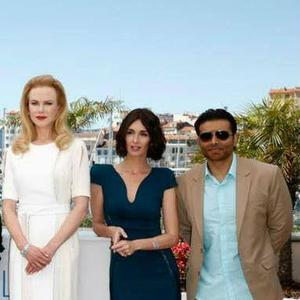 Uday Posed With Kidman And Paz Vega At The 67th Cannes International Film Festival