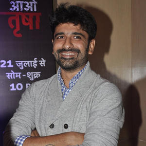 Eijaz Khan Flashes Smiling At Press Conference Of Laut Aao Trisha