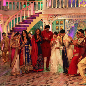 Parineeti And Aditya Promote Their Upcoming Film Daawat-E-Ishq During Eid Celebration Of Zee TV's Qubool Hai Special Episode
