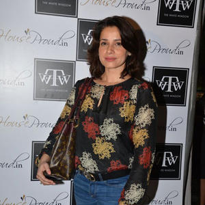 Neelam Kothari Attend The Sanvari And Anjori Alagh Houseproud Store Launch Event