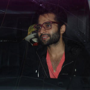Handsome Jackky Bhagnani Arrives To Attend The Special Screening Of Bollywood Movie Entertainment