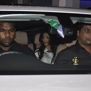 Shilpa Shetty Attended The Special Screening Of Akshay Kumars Entertainment