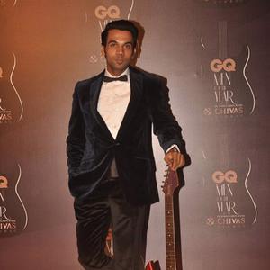 Rajkummar Rao Stylish Look At GQ Men Of The Year Awards 2014