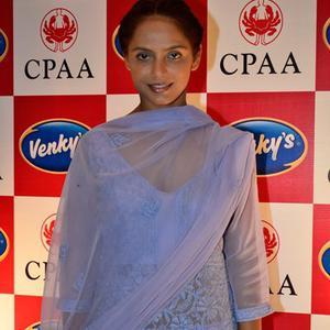 Neetu Chandra Attend Breast Cancer Awareness Programme