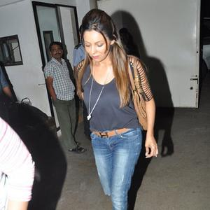 Gauri Khan Spotted At The Screening Of Gone Girl Movie