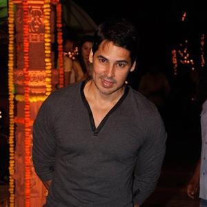 Dino Morea Attend Sachiin J Joshi And Urvashi Sharma Diwali Bash