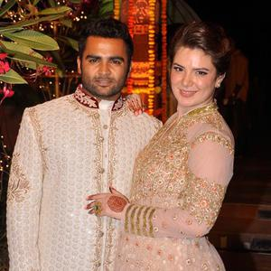Sachiin J Joshi And Wife Urvashi Sharma Hosted A Diwali Bash