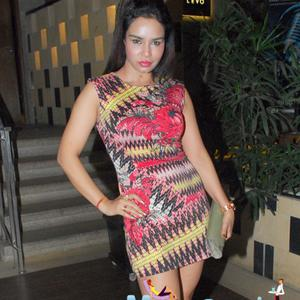 Kavitta Verma Sexy Hot Look During The Birthday Bash Of Designer Rohit Verma