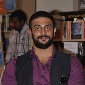 Arunoday Singh During The Launch Of Nidhie Sharma Book