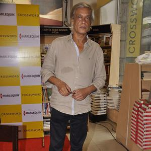 Sudhir Mishra During The Launch Of Dancing With Demons Book By Author Nidhie Sharma