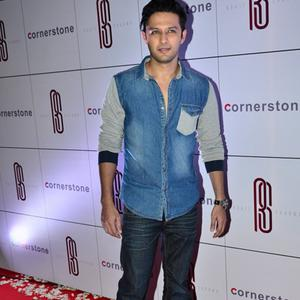 Vatsal Sheth Casual Look During Rohit Sharma Bash