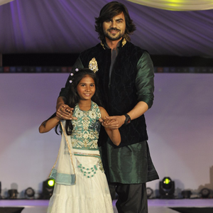 Gaurav Chopra Cool Dapper Look On Ramp At The Global Peace Initiative 2014