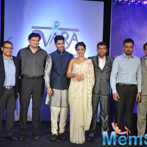 Celebs At The Launch Of Evara Platinum Guild Collections