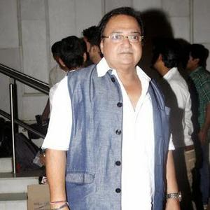 Rakesh Bedi Present At Anup Jalotas Wife Medha Jalota Prayer Meet