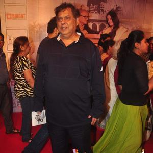 David Dhawan Attend Anupam Kher New Play Mera Who Matlab Nahi Tha