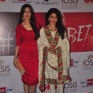 Bhagyashree Patwardhan Posed For Camera During The Beti Bash 2015